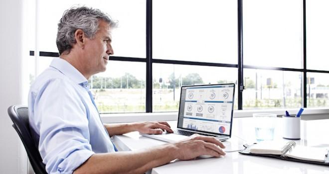 DAF Trucks'tan takograf ve sürücü belgesi bilgilerine yönelik Remote Tacho Download ürünü