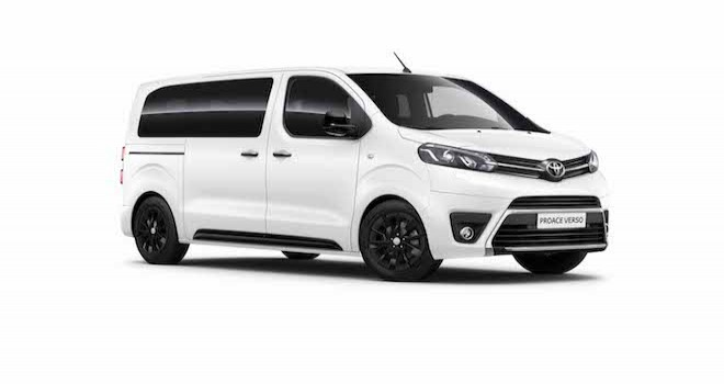 Toyota, Hafif Ticari Araç Pazarında Professional ile Büyümeyi Hedefliyor