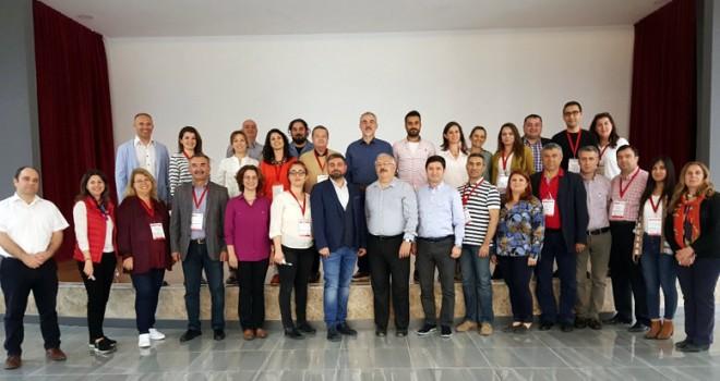 3. Lojistik Eğitim Standartları Çalıştayı Mersin'de Yapıldı