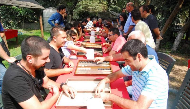 Alışan Lojistik'in 500 çalışanı piknik organizasyonunda stres attı