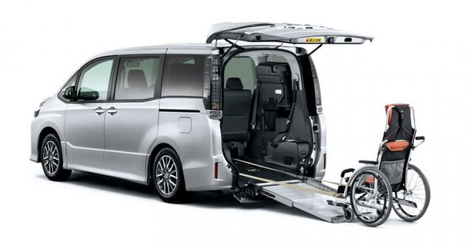 Toyota, Olimpiyat Oyunları'nda Engellilere Özel Araçlar Kullanacak