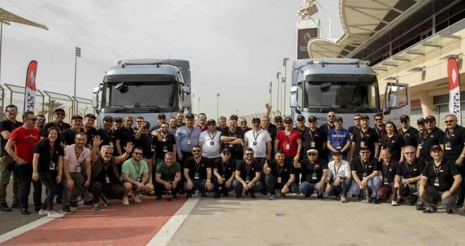 Renault Trucks dünya genelindeki 450'den fazla müşterisini Bahreyn'de ağırladı