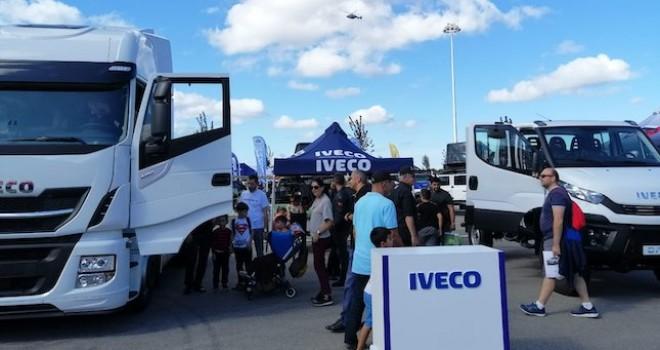 IVECO,  V Weekend Motoring'e katıldı