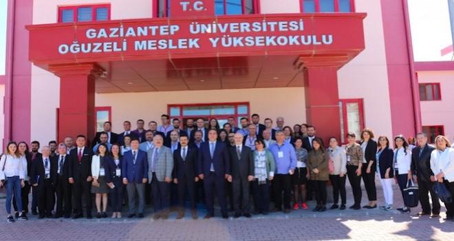 Lojistik Eğitim Standartları Çalıştayı'nın 6.'sı Gaziantep'te düzenlendi