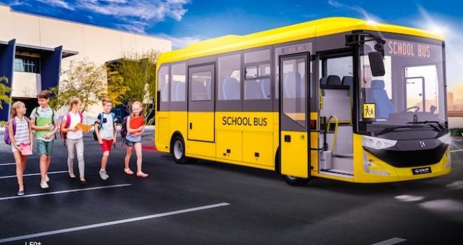 Karsan Star ve Star Okul Otobüsü Yenilendi