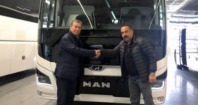 İlk 13 metre 2+1 VIP MAN yeni Lion's Coach'ın sahibi belli oldu
