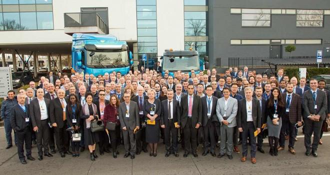 DAF Trucks'ın Türk bayi ve bayi adayları Hollanda'da bir araya geldi