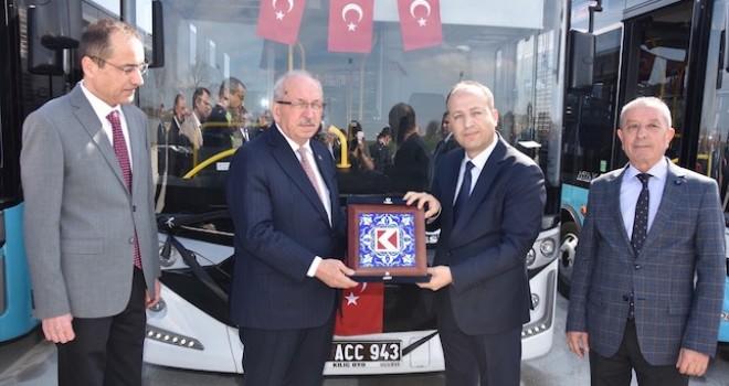 Karsan'dan Tekirdağ Büyükşehir Belediyesi'ne  27 Adet Atak Otobüs