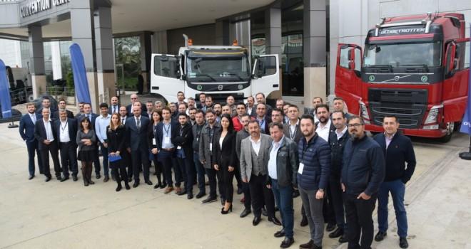 Volvo Trucks'tan üst yapı eğitimi