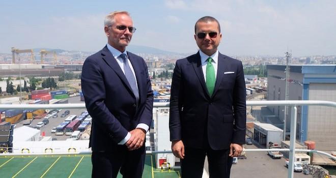 DFDS'den 50 milyon euroluk çevreci yatırım