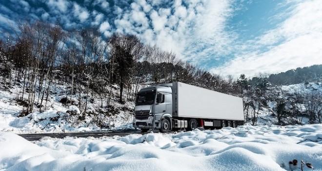 Mercedes-Benz'ten Ocak ayı kamyon kampanyası