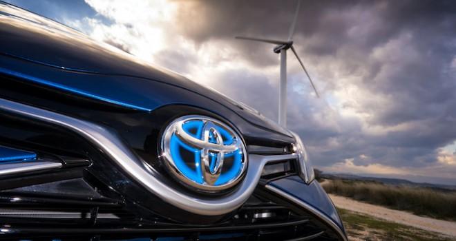 Toyota'nın 2050 Çevre Hedefi