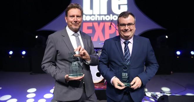 Michelin'e Yılın Lastik Üreticisi Ödülü