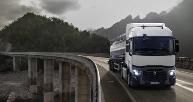 Renault Trucks'tan 0 Faizli Kampanya