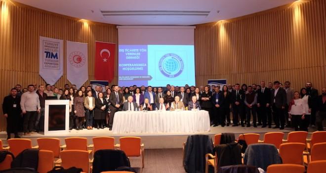 DIŞYÖNDER, Dış Ticarette Gelişmeler ve Geleceğe Dair Beklentiler konferansı düzenledi