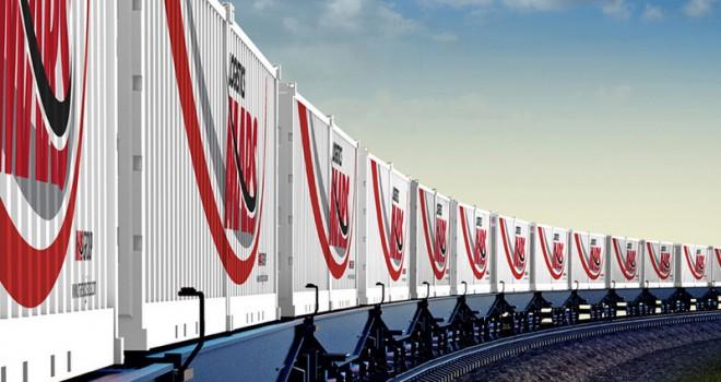 Mars Logistics, Türkiye-Duisburg arasında intermodal seferleri düzenlemeye başladı