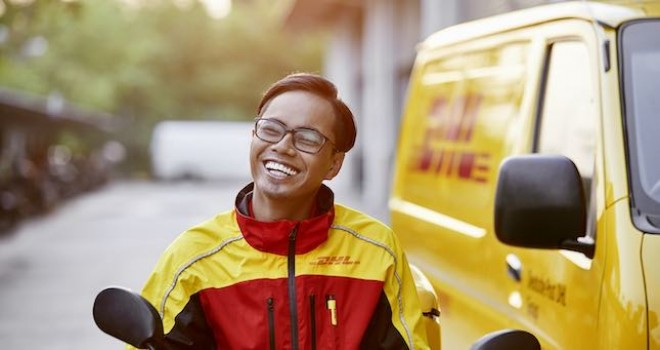 DHL Express, dünyada çalışılacak en iyi 4. işyeri seçildi