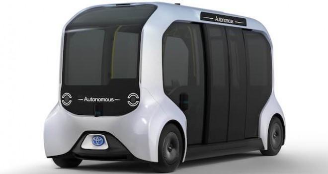 Tokyo 2020 Olimpiyat Oyunları'nda Toyota'nın Elektrikli Araçları Kullanılacak