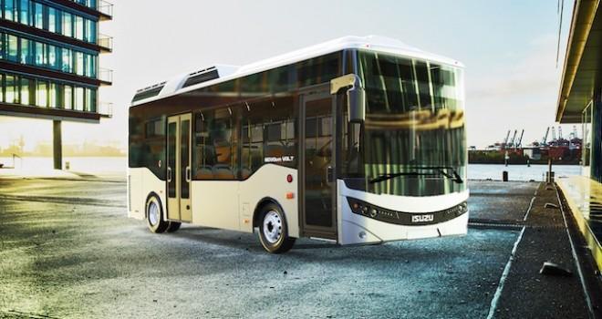 Anadolu Isuzu Busworld'e 4 aracıyla katılıyor