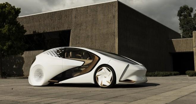 Toyota'dan Otonom Sürüşe2.8 Milyar Dolar Yatırım