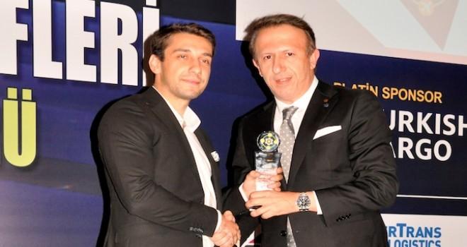 Sertrans Logistics'e Lojistik Girişimcisi ödülü