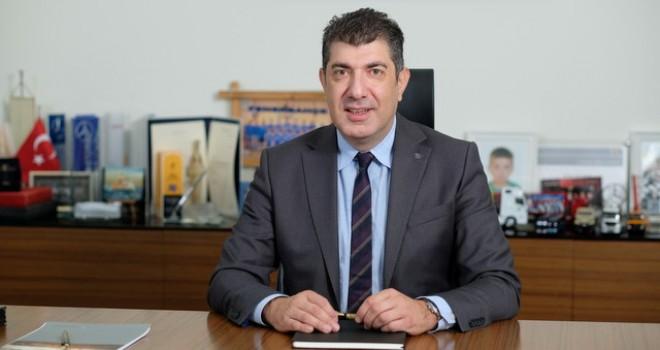 Mercedes-Benz Türk Otobüs Pazarlama ve Satış Direktörü Osman Nuri Aksoy oldu