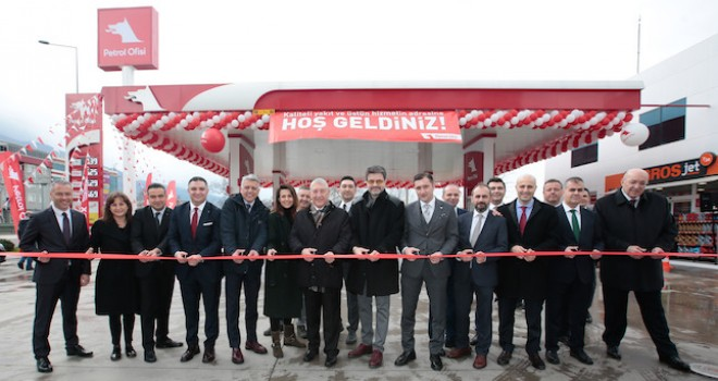 Petrol Ofisi, Bursa'da 5 istasyon açtı