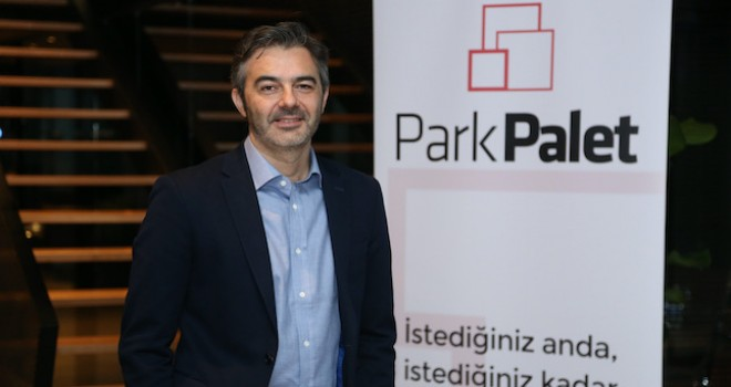 Park Palet ilk yurtdışı deposunu Romanya'da ağına ekledi