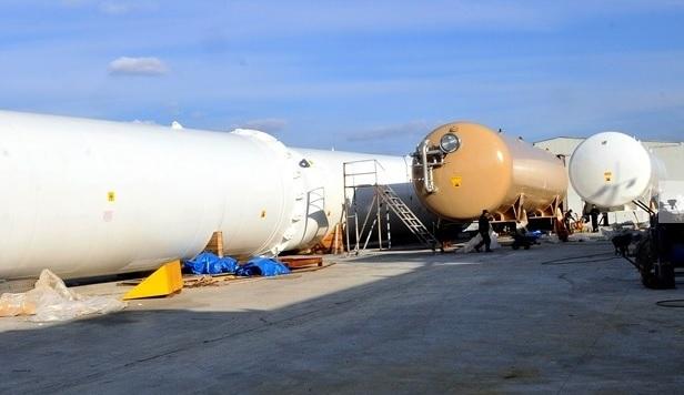 Dev LNG tanklarının üreticisi TREDER'e üye oldu