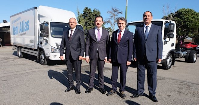 Otokar otobüs pazarında liderliğini devam ettirdi, kamyonda Atlas ile satışlarını yüzde 16 artırdı