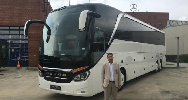 3 firmaya 4 otobüs teslim etti