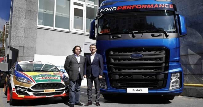 Ford Trucks'tan motorsporlarına destek