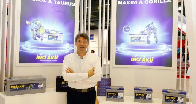 İnci Akü yeni ürünü Maxim A'yı tanıttı