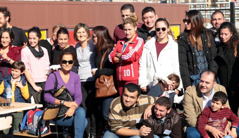 Borusan Lojistik ve Çekül İşbirliği ile Neşeli Eller Bahçesi Kuruldu!
