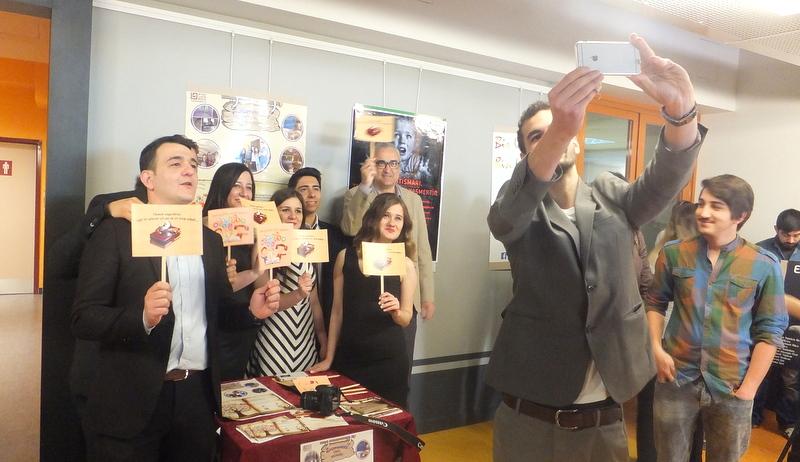 Beykoz Lojistik MYO öğrencileri sosyal sorumluluk projelerini sergilediler