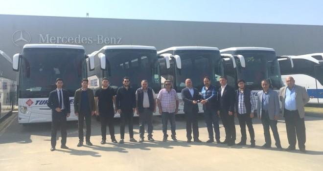 Kars Turgut Reis Turizm tercihini Tourismo otobüslerden yana kullandı