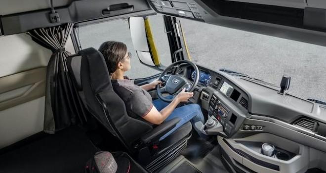 MAN Kamyon sürücü kabinine Red Dot Ödülü