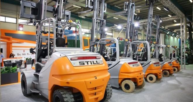 Elektrikli forklift RX 20 Türkiye pazarında