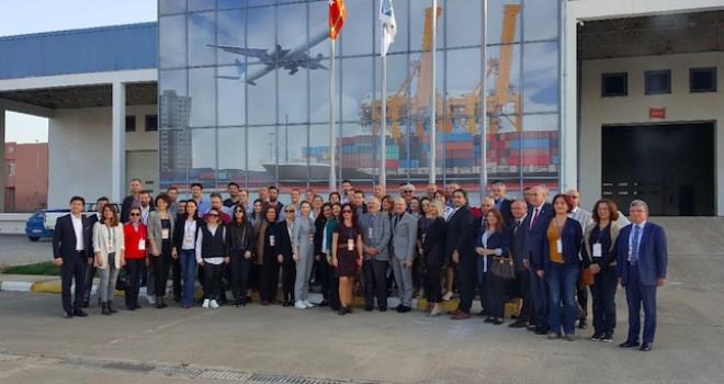 8. Lojistik Eğitim Standartları Çalıştayı Bursa'da yapıldı