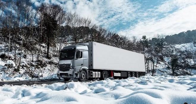 Mercedes-Benz kamyonlarda Kasım kampanyası