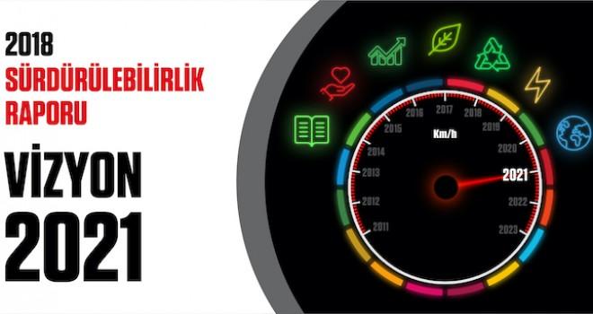 """Anadolu Isuzu ilk """"Sürdürülebilirlik Raporu""""nu yayınladı"""