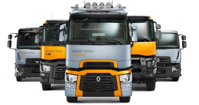 Daha az yakıt tüketen ve daha konforlu Renault Trucks, T 2019 modelleri satışa sunuldu