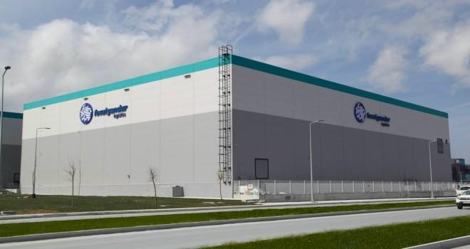 Fevzi Gandur Logistics, İstanbul Havalimanı'ndaki deposunu açtı