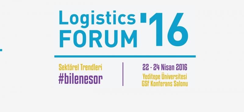 7. Logistics Forum Konferansı 22 Nisan'da başlıyor