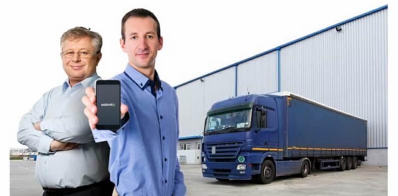 70 bin kamyoncuya dijital ortamdan yük buluyor