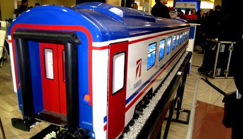 70 Ülkeden 10 Bin Demiryolcu İstanbul'da Buluşacak!