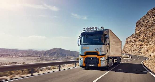 Renault Trucks'tan bakım kampanyası