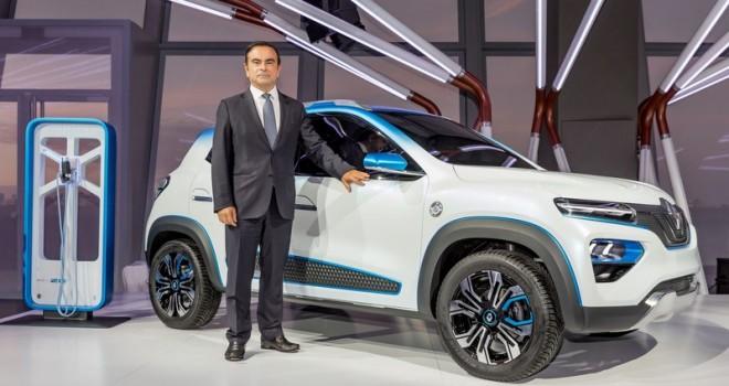 Renault Grubu ulaşılabilir yeni elektrikli araçlarını tanıtıyor