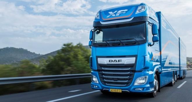 DAF XF, Polonya'da 2018 Yılının Çekicisi Seçildi