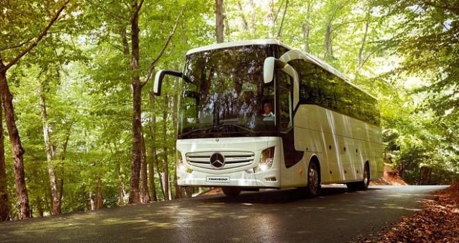 Travego ve Tourismo otobüslerde Mart ayı kampanyası